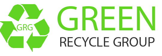 Green Recycle Group | Plastic Recycling Company | Logo